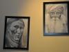 Kiállítás közben