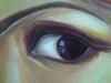 Részlet a Tükröm-tükröm... című sorozatból - szem