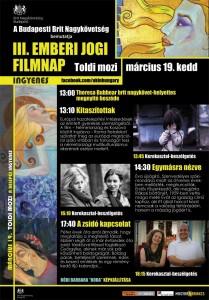 III. Emberi Jogi Filmnap
